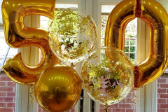 All-gold-50th-confetti-balloons