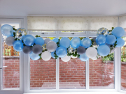 Stunning Organic garlands, perfect for any wedding - available in so many different colours/shades to compliment your wedding colour theme.